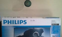 "Brand New PHILIPS 47"" Full HD LED SMART 3D TV for sale"
