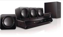 Philips 5.1 Home Theatre Brand new in box HTD3510