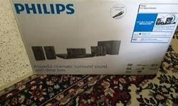 Philips 5.1 Home Theatre (Surround Sound System) for