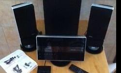 For Sale PHILIPS DVD HOME THEATRE SYSTEM HTS6600 with