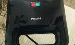 THis is a Philips sandwich maker hardly used for 9 odd