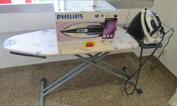 Selling set of Steam Generator + Ironing Board (Value