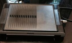 Selling Electric Phillips Table Grill Retail Price
