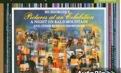 Mussorgsky: Pictures at an Exhibition / A Night on Bald