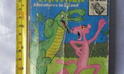 The Pink Panther. Adventures in Z Land. A vintage comic