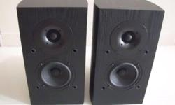Widely reviewed and highly rated speaker designed by