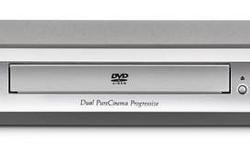 Pioneer DV380 dvd player in good working condition.