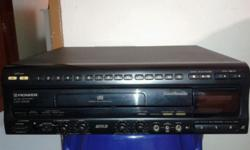 Pioneer LD / Laserdisc Player for sale $200. Call