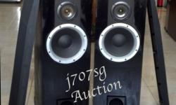 PIONEER S-HF9 Speakers Made in japan Good condition,