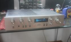 A fantastic amplifier! Fully serviced and