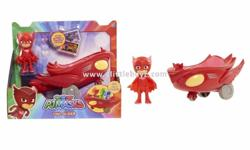 PJ Masks Owlette Flyer Vehicle Age:3+ Price: 29 SGD The