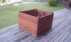 Urban planter box 600x600 now going at $80/pc only