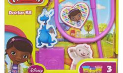 Create your favorite Doc McStuffins characters with