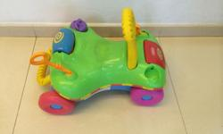 Very good condition playskool walker for training baby