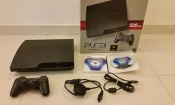 Selling Playstation 3 (PS3) console together with Pro
