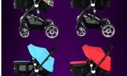 stroller weight 11kg reversible handle
