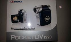 Pockeet DV T220 5 in 1 Digitial Camcorder/Digitial