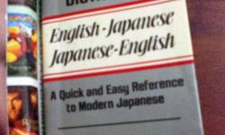 I have one pocket size english-japanese &