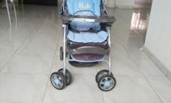 Polka baby stroller just 4 months old for sale