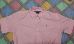 Polo Ralph Lauren ladies shirt size 8.