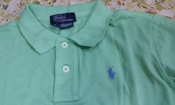 Brand New .. Polo Ralph .. Long sleeve Polo.. Pay $1.50