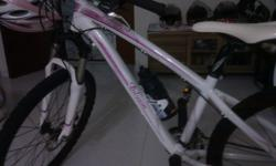 Condition 9/10 with disc brake and 24 speed Frame size