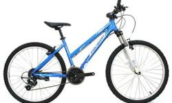 Polygon Premier 2 Female Hardtail Mountain Bike - Blue