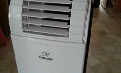 Portable aircon in excellent working condition to