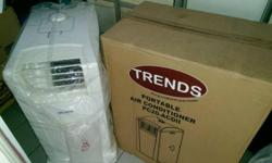 Trend portable air-con for sale. New not used.