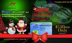 Your Car Everything need a booster to have the best