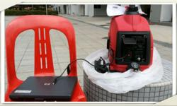 New portable power generator, 'Digital Inverter