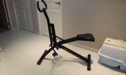 Power Rider Exercise machine for sale in good working