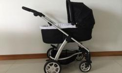 Selling a pram/ travel system by Mamas & Papas, model