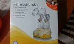 I'm selling my pre-loved Medela double breast pump for