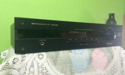 Pre-Amplifier AVP-1000 B&K Components, COME WITH REMOTE