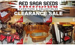 Good High Quality Pre-Loved Furniture on CLEARANCE