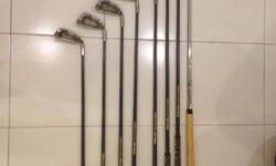 Pre-loved Golf Clubs/set - PING ZING 2 IRON SET RED DOT