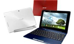 Pre-own Asus Transformer pad TF300TG With 4G LTE WHITE