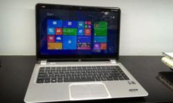 Pre-Owned 14Inch HP Envy TouchSmart 4-1020TU Selling @