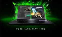 Pre-Owned Gaming Notebook Razer Blade Pro 17 Selling @