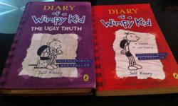 2 no:Diary of whimpy kid $5 for 2 books 15 no:Hardy