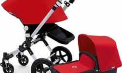 Pre Owned Bugaboo Cameleon3 (flat bed and seat)+Travel