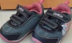Good condition preloved Baby Walker shoes from Oshkosh