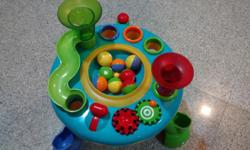 Preloved ELC Light and Sounds Activity Table. Very good
