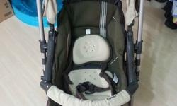 Selling cheap to clear space. Preloved Combi pram. Very