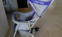 Preloved Purple QQ2 Seebaby Stroller up for sale!