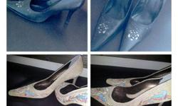 Preloved Shoes Size 40.. 2pairs @ SGD20 only..