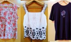 Preloved Women's Blouse and Skirt Assorted Designs!!
