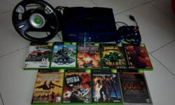 Letting go my preloved XBOX console, games and