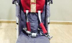 Preowned Maclaren Techno XT stroller Preloved